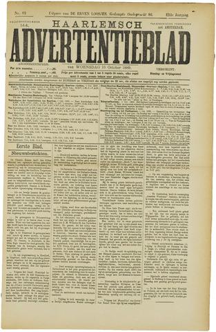 Haarlemsch Advertentieblad 1889-10-16