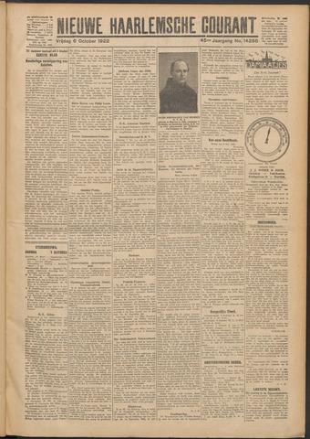 Nieuwe Haarlemsche Courant 1922-10-06