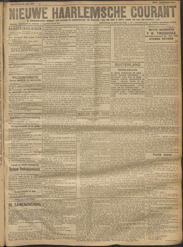 Nieuwe Haarlemsche Courant 1918-07-22