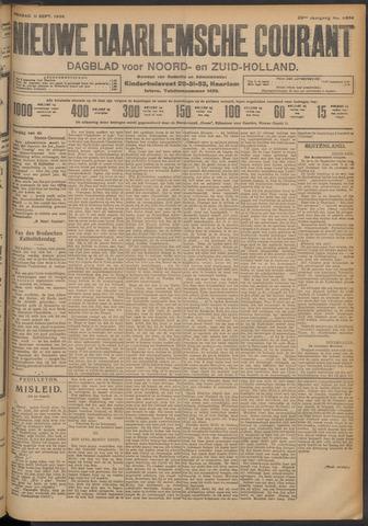 Nieuwe Haarlemsche Courant 1908-09-11
