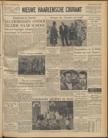 Nieuwe Haarlemsche Courant 1960-11-15