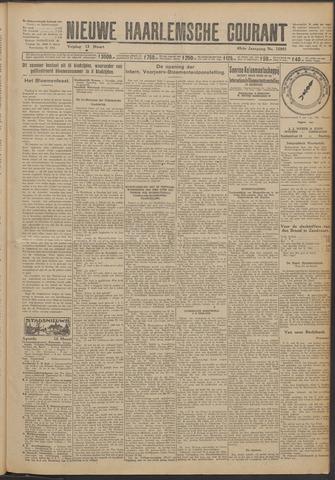 Nieuwe Haarlemsche Courant 1925-03-13