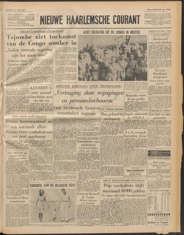 Nieuwe Haarlemsche Courant 1961-06-27