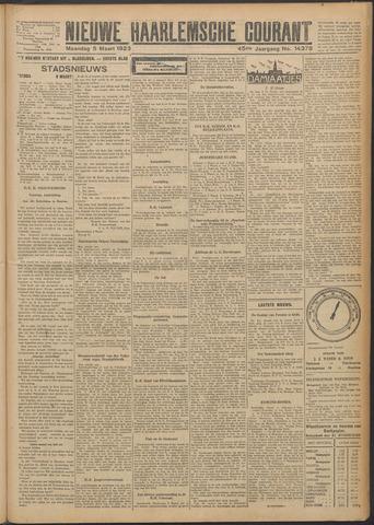 Nieuwe Haarlemsche Courant 1923-03-05