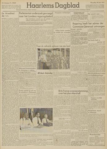 Haarlem's Dagblad 1947-06-18