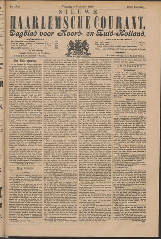Nieuwe Haarlemsche Courant 1900-09-05
