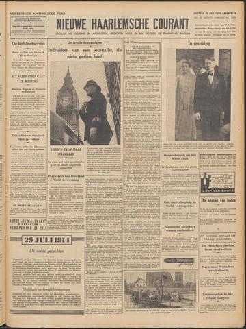 Nieuwe Haarlemsche Courant 1939-07-29