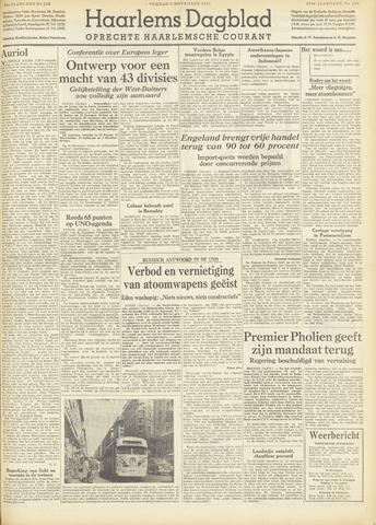 Haarlem's Dagblad 1951-11-09