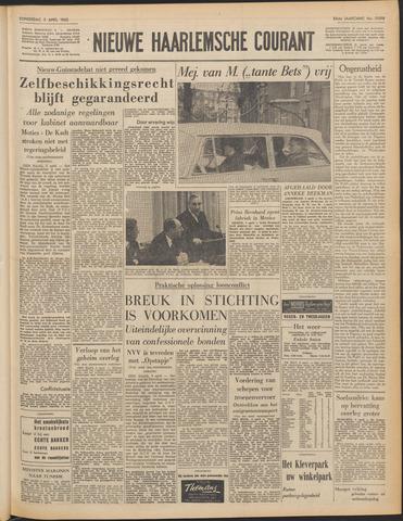 Nieuwe Haarlemsche Courant 1962-04-05