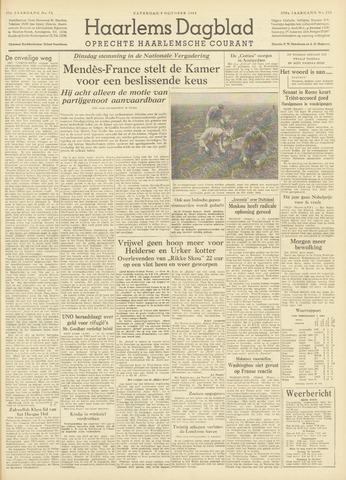Haarlem's Dagblad 1954-10-09