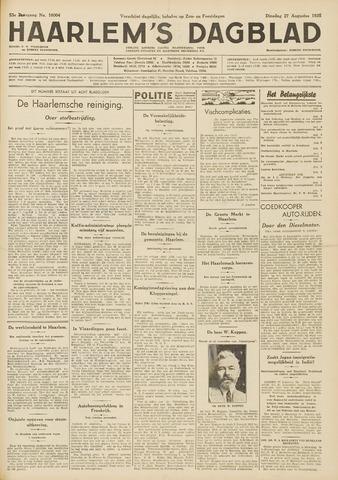 Haarlem's Dagblad 1935-08-27