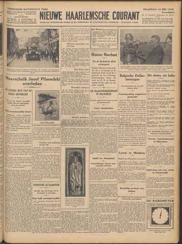 Nieuwe Haarlemsche Courant 1935-05-13