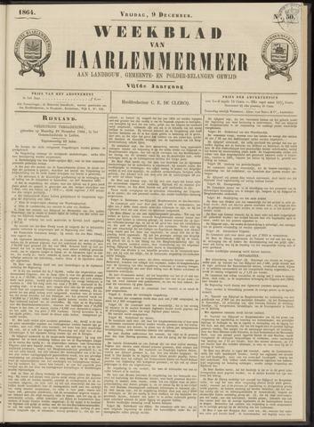 Weekblad van Haarlemmermeer 1864-12-09