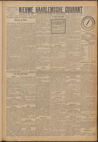 Nieuwe Haarlemsche Courant 1924-05-15