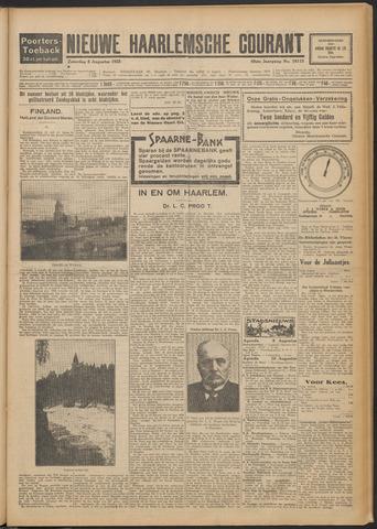Nieuwe Haarlemsche Courant 1925-08-08