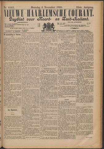 Nieuwe Haarlemsche Courant 1905-11-06