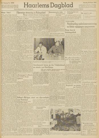 Haarlem's Dagblad 1947-03-29
