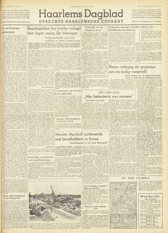 Haarlem's Dagblad 1951-06-09