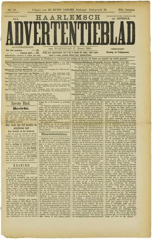 Haarlemsch Advertentieblad 1889-03-27