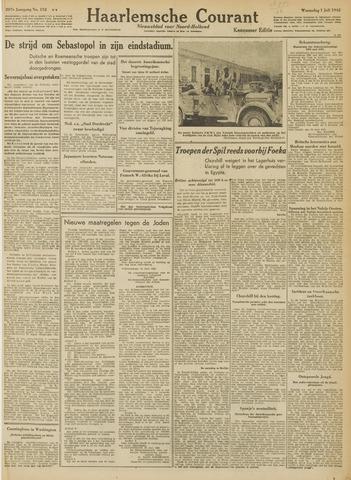 Haarlemsche Courant 1942-07-01