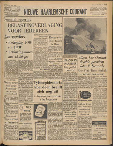 Nieuwe Haarlemsche Courant 1964-06-02