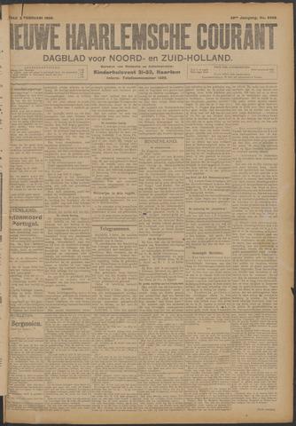 Nieuwe Haarlemsche Courant 1908-02-03