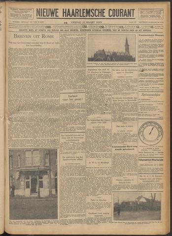 Nieuwe Haarlemsche Courant 1929-03-22