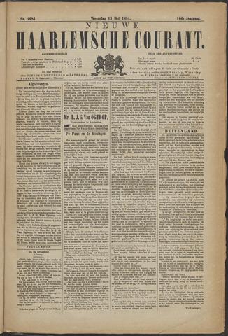 Nieuwe Haarlemsche Courant 1891-05-13