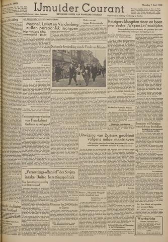 IJmuider Courant 1948-06-07
