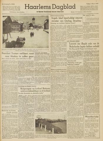 Haarlem's Dagblad 1950-03-03