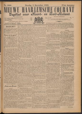 Nieuwe Haarlemsche Courant 1902-12-09