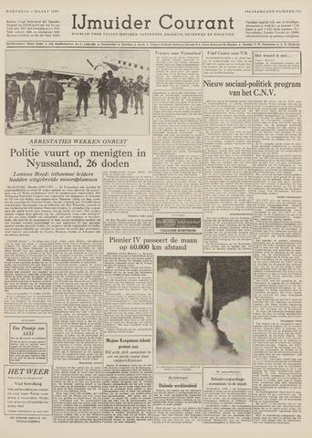 IJmuider Courant 1959-03-04