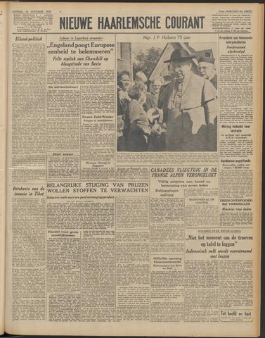 Nieuwe Haarlemsche Courant 1950-11-14