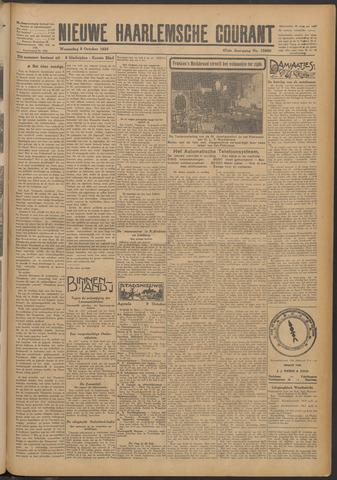 Nieuwe Haarlemsche Courant 1924-10-08
