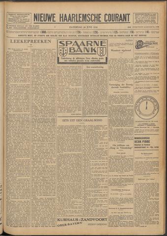 Nieuwe Haarlemsche Courant 1930-06-28