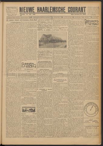 Nieuwe Haarlemsche Courant 1925-07-14