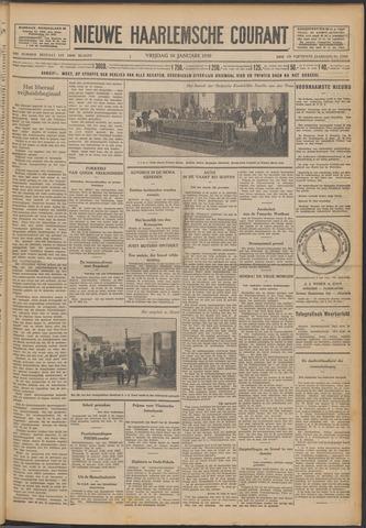 Nieuwe Haarlemsche Courant 1930-01-10