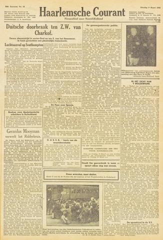 Haarlemsche Courant 1943-03-09
