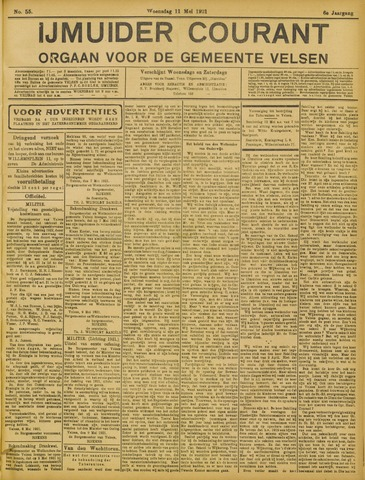 IJmuider Courant 1921-05-11