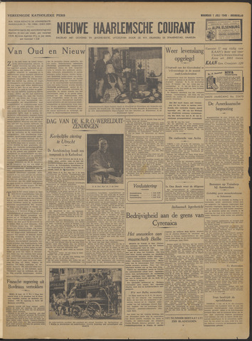 Nieuwe Haarlemsche Courant 1940-07-01