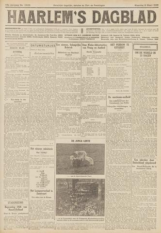 Haarlem's Dagblad 1926-03-08