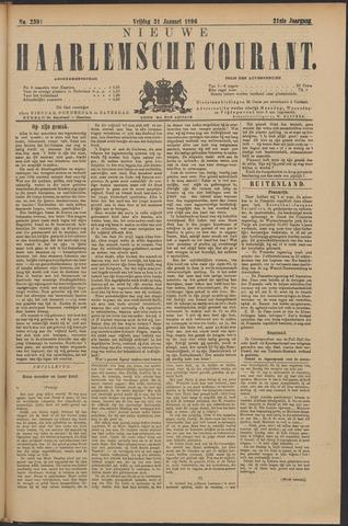 Nieuwe Haarlemsche Courant 1896-01-31