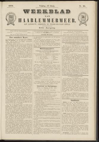 Weekblad van Haarlemmermeer 1870-06-17