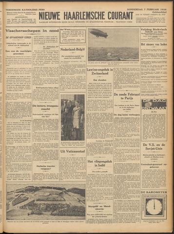 Nieuwe Haarlemsche Courant 1935-02-07