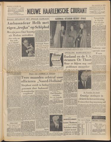Nieuwe Haarlemsche Courant 1961-10-16