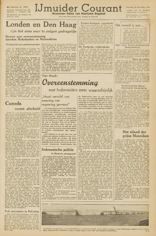 IJmuider Courant 1945-12-29