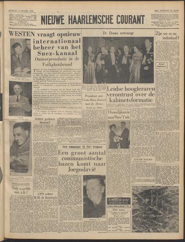 Nieuwe Haarlemsche Courant 1956-10-06