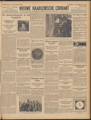 Nieuwe Haarlemsche Courant 1936-02-15