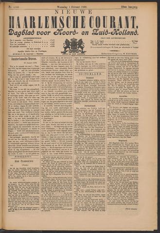 Nieuwe Haarlemsche Courant 1899-02-01