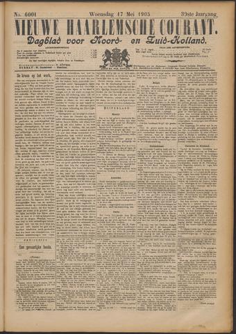 Nieuwe Haarlemsche Courant 1905-05-17